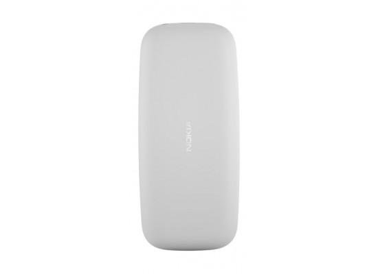 Nokia 105 4MB Dual Sim 1.4-inch Smartphone (DS TA-1034) – White