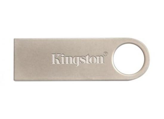 KINGSTON Digital DataTraveler SE9 16GB USB 2.0 Flash Drive - Grey