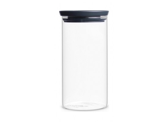 Brabantia 1.1 Liters Glass Jar