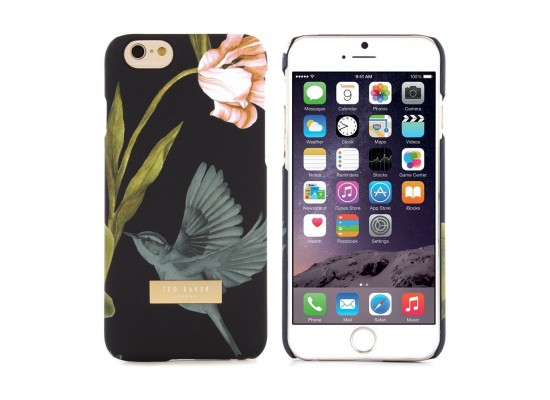 brand new f545e 4cb06 Proporta Ted Baker Oriental Case for iPhone 6/6S - Floral Black ...