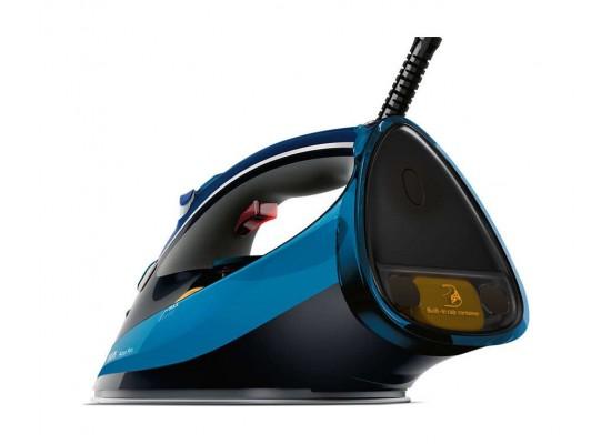 Philips 2800W 350ML Azur Pro Steam Iron (GC4881/26) – Blue / Black