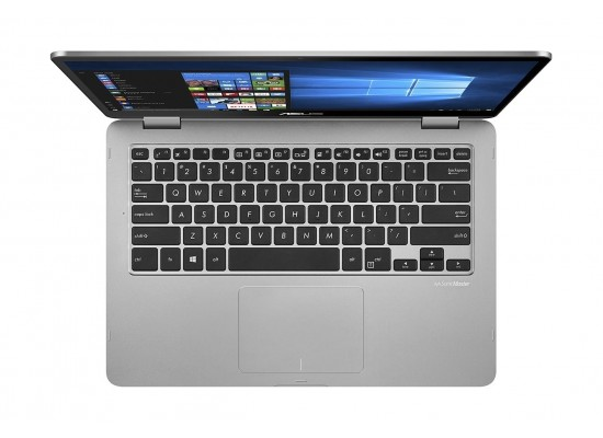 Asus VivoBook Flip 14 Intel Core i3 8GB RAM 512GB SSD 14-inch Convertible Laptop - Grey
