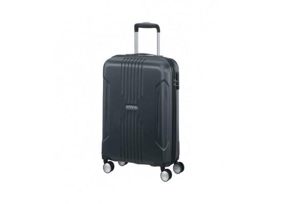 American Tourister Tracklite 78CM Spinner Hard Luggage (34GX08803) - Dark Slate