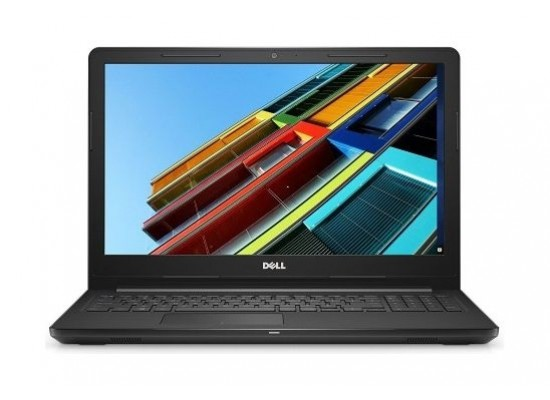 Dell Inspiron Core i3-7020U 4GB RAM 1TB HDD 15.6-inch Laptop (3567) - Black