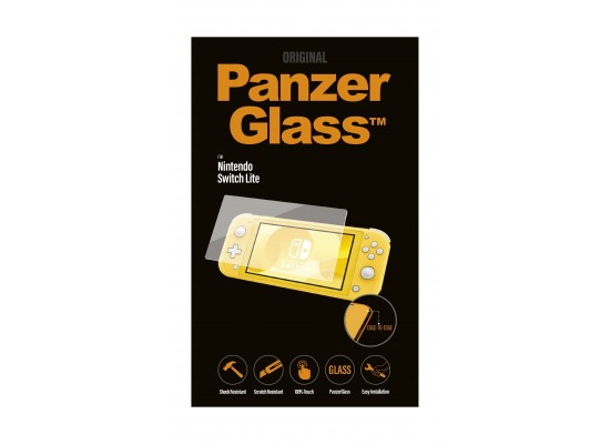 Panzer Glass Nintendo Switch Lite Screen Protector (3607) - Clear