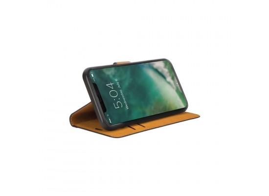 Xquisit Slim Wallet Case For iPhone 11 Pro (36711) - Black