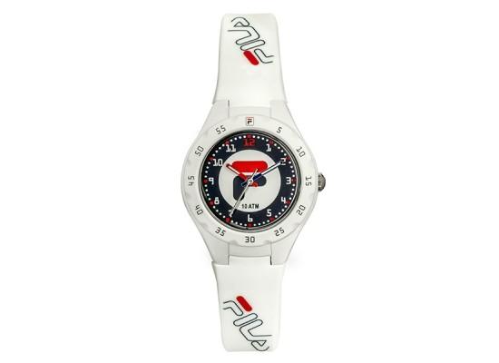 Fila 30mm Kids Analog Casual Rubber Watch - (38-204-101)