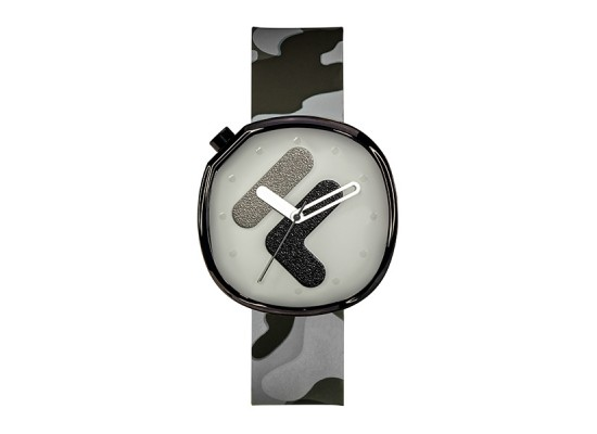 Fila 42mm Unisex Analog Casual Rubber Watch - (38-308-003)