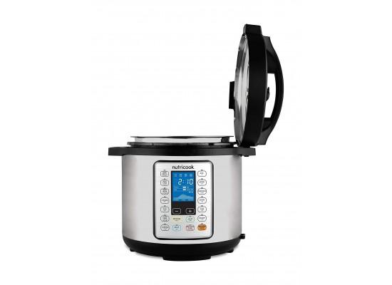 NutriCook Smart Pot Pressure Cooker Prime 6L 1000W - (NC-SPPR6)