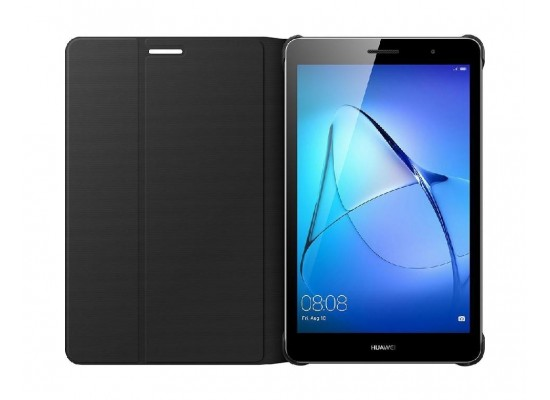 low priced c1ea8 e18c0 Huawei MediaPad T3 7.0-inch Flip Cover Case (51991969) - Black