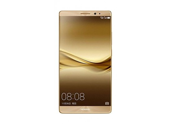 Huawei Mate 8 Price In Kuwait Mate 8 Champagne Gold Specs Xcite