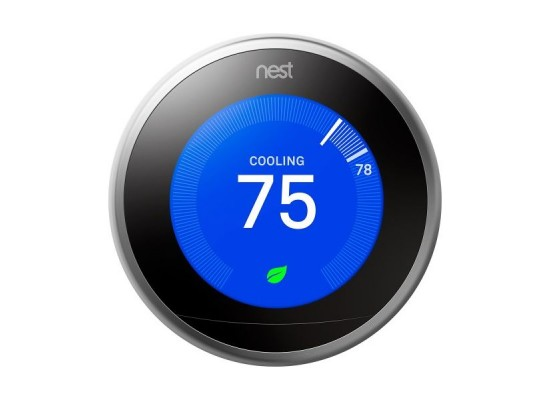Nest Learning Thermostat 3rd Generation (T3007ES)
