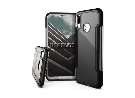 official photos 3c0bd 207eb X-Doria Defense Clear Case For Huawei Nova 3E - Black