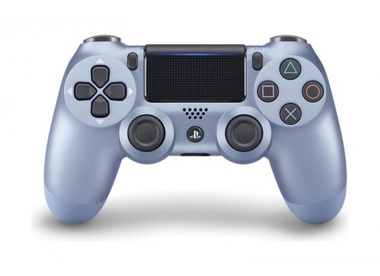 Sony PS4 Dual Shock 4 Wireless Controller - Titanium Blue V2