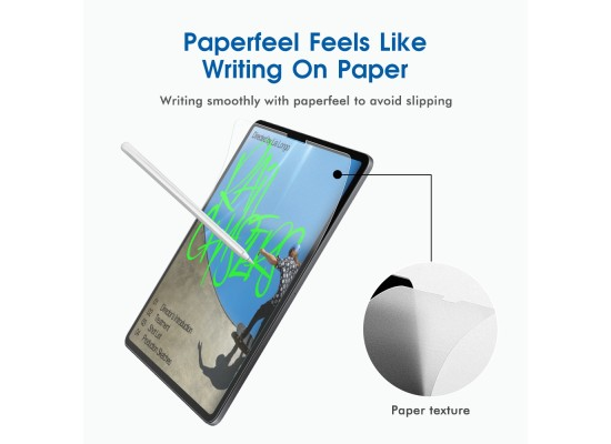 Daewoo Paper-Like Screen Protector for 3rd & 4th gen 12.9 inch iPad Pro