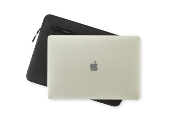 Pipetto 13-Inch MacBook Sleeve Organizer  - Black