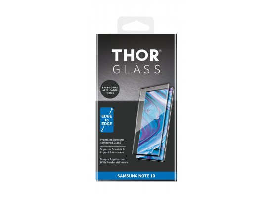 Thor Samsung Galaxy Note 10 Screen Protector - Clear