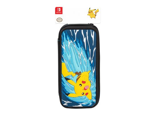 Nintendo Switch Deluxe Travel Case - Pikachu Edition 1