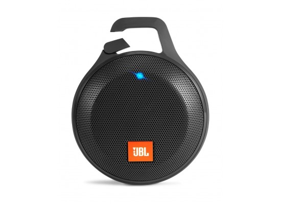 JBL Clip Plus Splashproof Bluetooth Wireless Portable Speaker - Black | Xcite Alghanim Electronics - Best online shopping experience in Kuwait