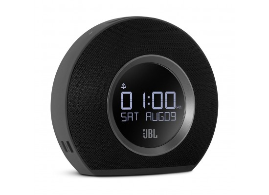 JBL Horizon Clock Bluetooth Wireless Portable Speaker - Black