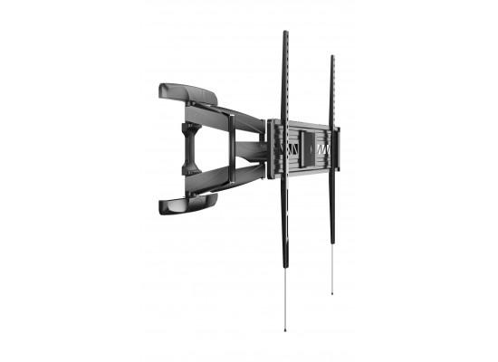 Wansa Full Motion Wall Bracket For 32 to 65-inch TV's (PSW792MAT) - Black
