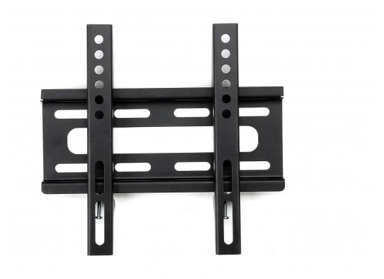 Wansa Fixed Wall Bracket For 14 to 42-inch TV's (PSW598SSF) - Black