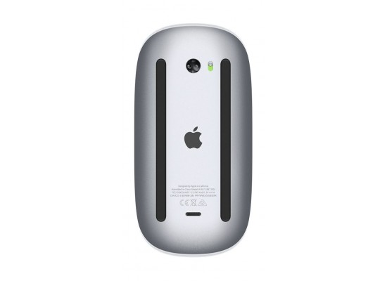 Apple Bluetooth Wireless Mouse (MLA02LL/A) - Silver