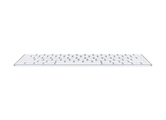 Apple Bluetooth Wireless Magic Keyboard (MLA22LL/A) - Silver