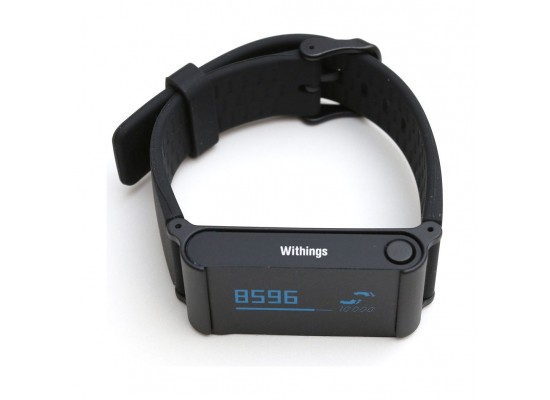 Withings Pulse O2 Tracker Heart Rate