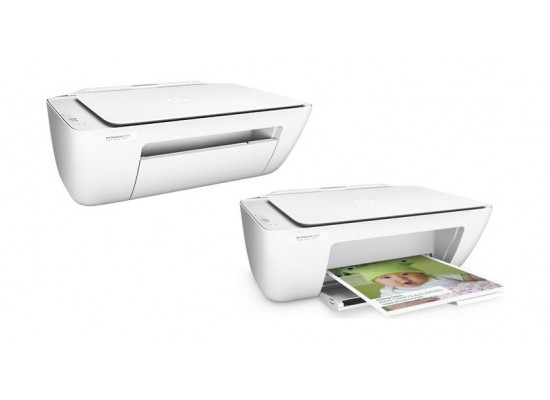 HP DeskJet 2130 All In One Printer (K7N77C) - White