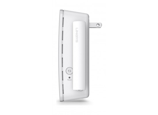 Linksys RE6300 AC750 BOOST Wi-Fi Range Extender - White