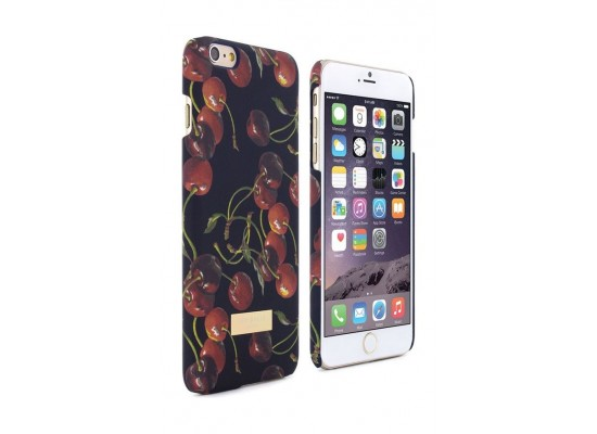 bb240adf6 Proporta Ted Baker Soft Feel Print Protective Case for iPhone 6 6S - Black