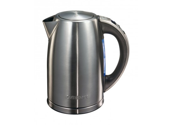 Cuisinart Cordless Stainless Steel Electric Kettle (CA-CPK17E) - Silver
