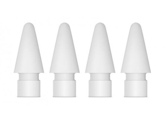 Apple Pencil Tips 4 Pcs. (MLUN2AM/A) - White