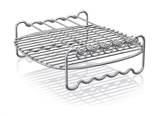 Philips Double Layer Rack with Skewers for Airfryer (HD9904/00)