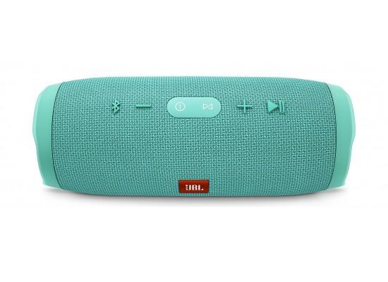 JBL Charge 3 Splash Proof Bluetooth Wireless Portable Speaker - Teal