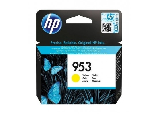 HP Ink 953 Yellow Ink