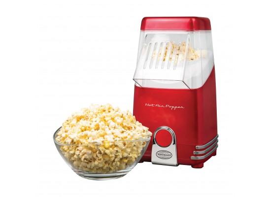 Nostalgia Hot Air Popcorn Popper (HAP8RR)