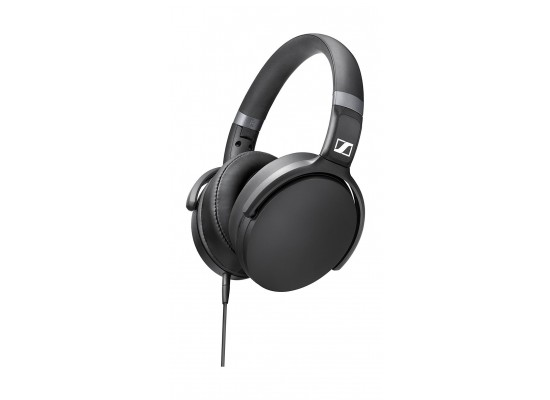 Sennheiser HD 4.30G Over-ear Stereo Wired Headphones with Microphone for Android - Black