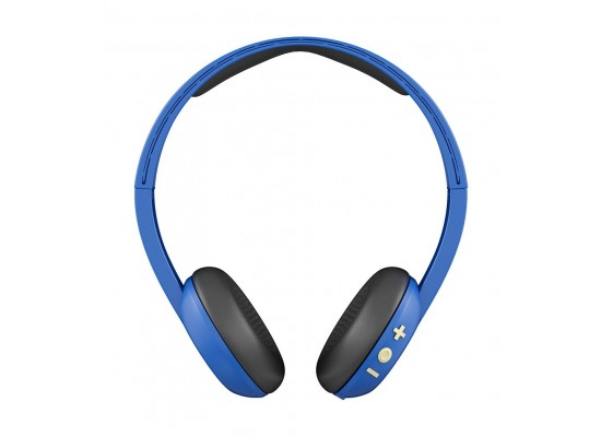 90ed21142a3 Skullcandy Uproar Bluetooth Wireless Headphones with Mic (S5URJW-546) - Blue