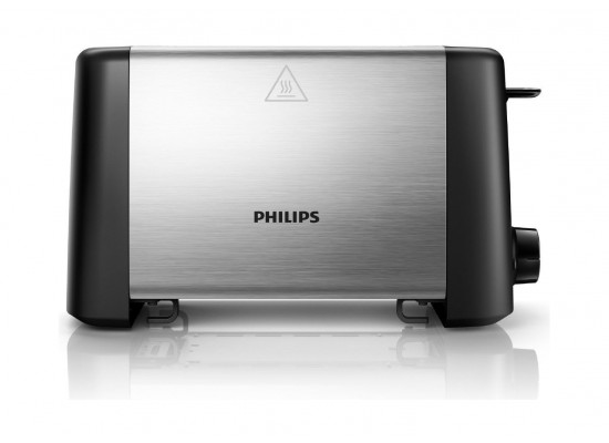 Philips 2-Slot Bread Toaster (HD4825/91) - Black