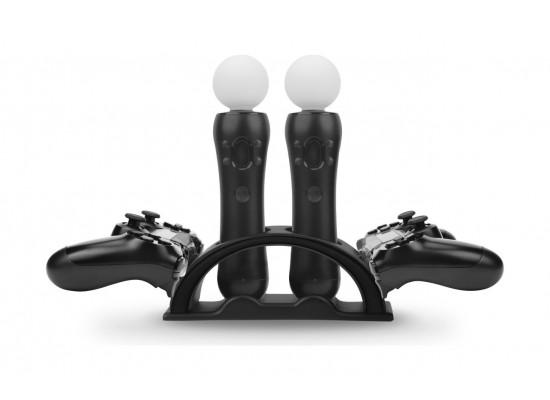 Hama Quadruple Charging Station for PS4/PS VR