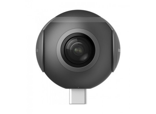 Insta 360 Air 3K VR  Android Micro USB Camera - Black