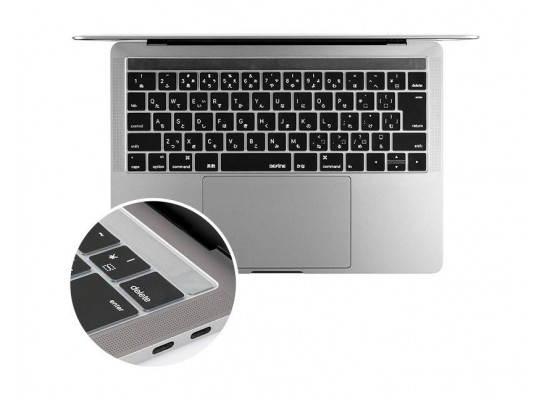 Apple MacBook Pro Intel Core i5 8GB RAM 128GB SSD 13-inch Laptop (MPXR2AE/A) - Silver