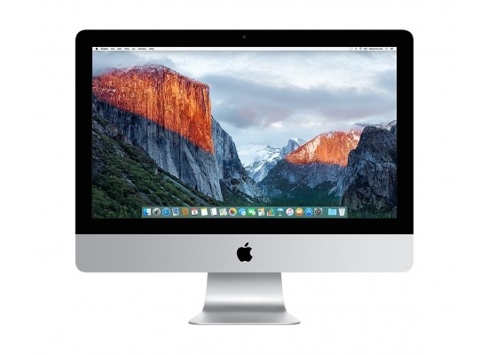 Apple iMac Intel Core i5 8GB RAM 1TB HDD 21.5 Inch Desktop (MNE02) - White