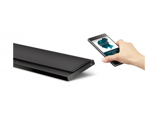 Sony HT-CT800 2.1 Channel 350 Watts Bluetooth Sound Bar Speaker - Black