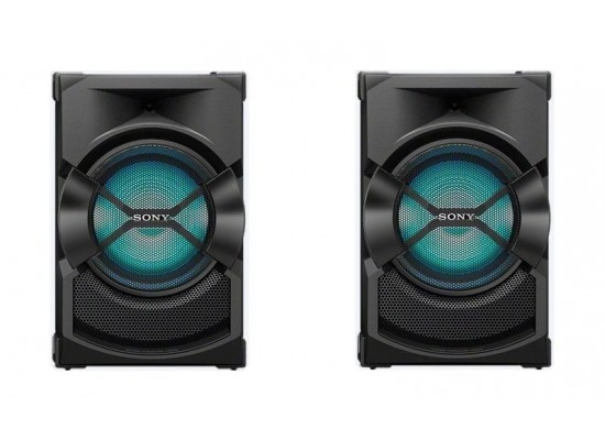 Sony SS-SHAKEX10P Speaker System For Sony Shake-X10 Home Audio System