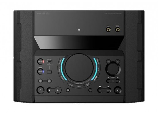 Sony Bluetooth CD Hi-Fi Mini System (HCD-SHAKEX70)