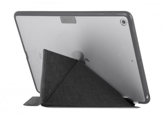 Moshi VersaCover for iPad 9.7 - Black