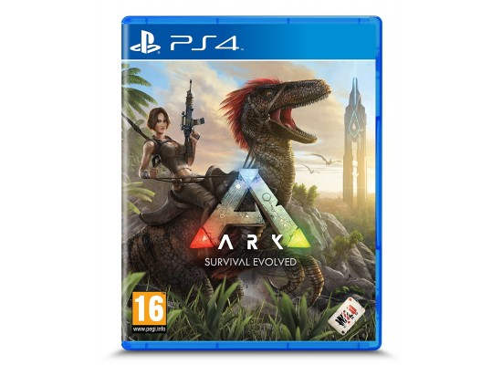 ARK Survival Evolved Standard Edition - PS4 Game